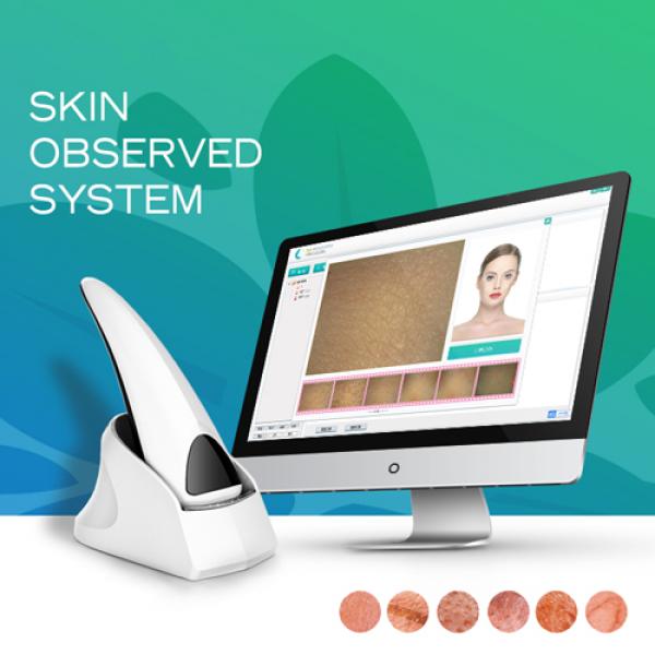 2020 New Model Portable Skin Analyzer