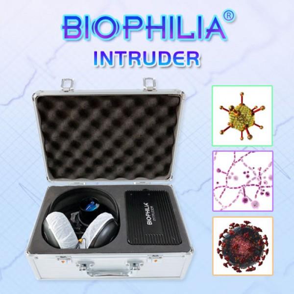 Biophilia Intruder Bioresonance Machine