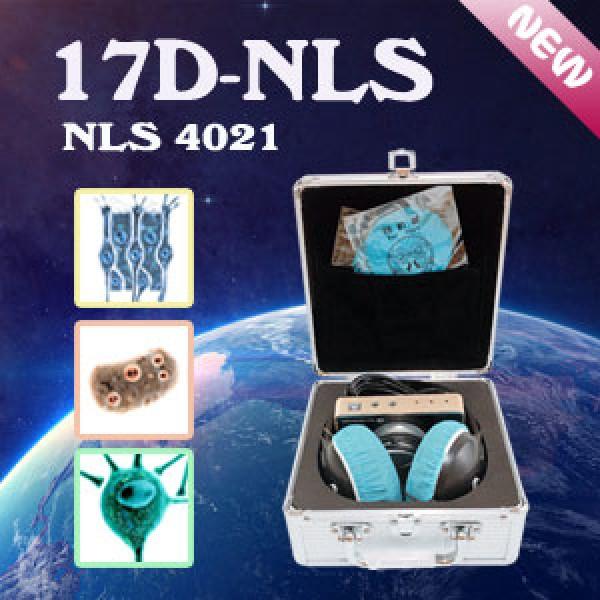 Bioplasm 17D-NLS Bioresonance Machine