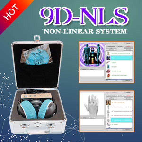 Bioplasm 9D-NLS Bioresonance Machine