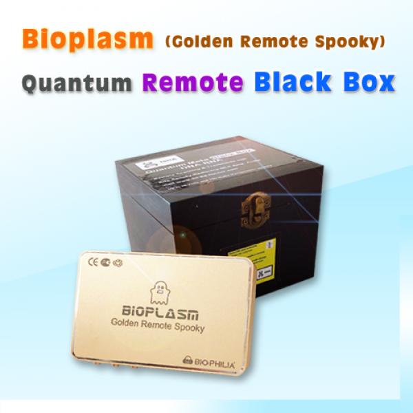 Bioplasm Golden Remote Spooky+Remote Black Box