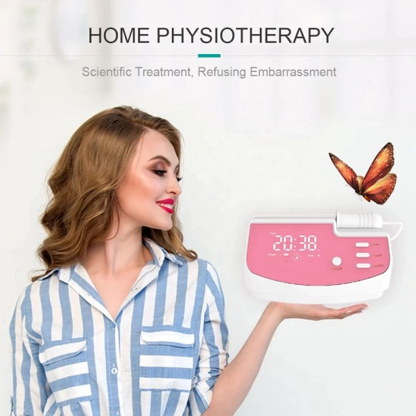 Gynecology cervical erosion & vaginitis treatment apparatus LED red light therapy device