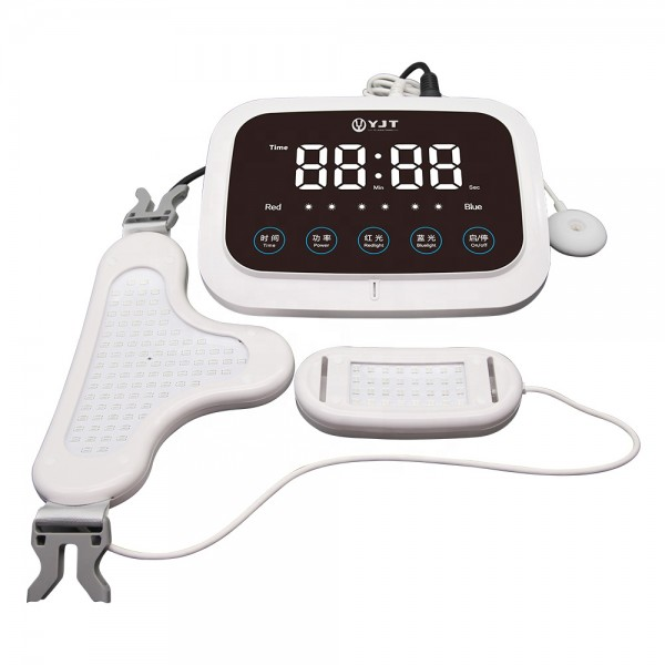 Medical Prostate Treatment Device Andrology Disease Instrument LED Light Therapy Frequent Urination, Urgency