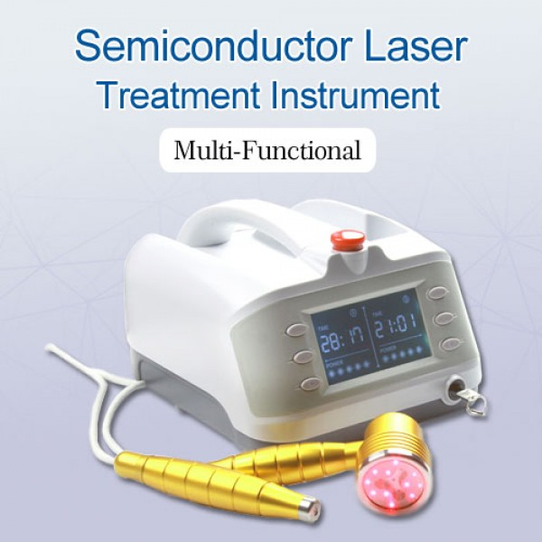 Multi-Functional Semiconductor Laser Therapy Instrument