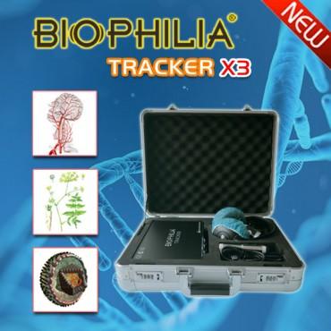 Biophilia Tracker 4D NLS Bioresonance Machine